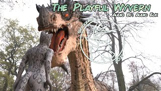 The Playful Wyvern