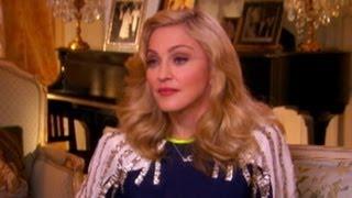 Elton John, Madonna's Public Smackdown