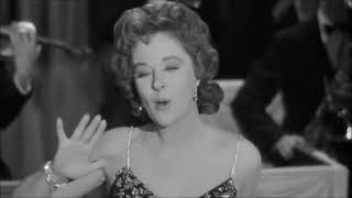 Susan Hayward- sings Happiness Is Just a  Thing Called Joe-her own great voice