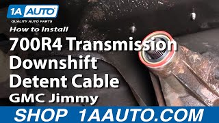Transfer Case Rear Seal Replacement Guide
