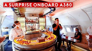 Reawakening the A380: The 2020 Emirates A380 First Class Experience