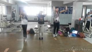 """""""Magaan ang feeling"""" dance parody"""