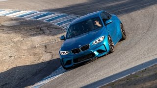 BIMMERPOST BMW M2 In Depth First Drive Review From Laguna Seca