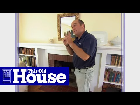 How to Install a Gas Fireplace Insert | This Old House