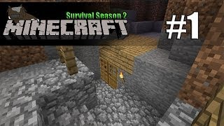 Minecraft Survival S2 - Episode 1 -  A New Beginning