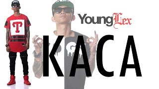 Gambar cover YOUNG LEX - Kaca (Video Lyric)