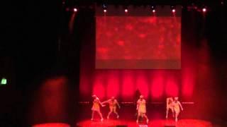 Uppcon 11 -  Silent Hill Nurse Dance ft. Pyramid Head
