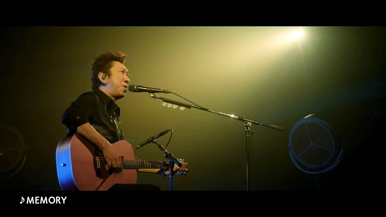 """布袋寅泰 / HOTEI 「MEMORY」 from『40th ANNIVERSARY Live """"Message from Budokan""""』-teaser#3-"""