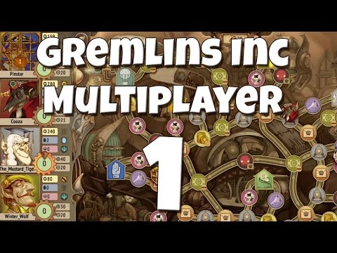 Gremlins Inc. Mid-Week Multiplayer #1