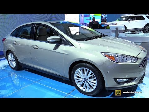 Ford Focus Sedan Седан класса C - рекламное видео 1