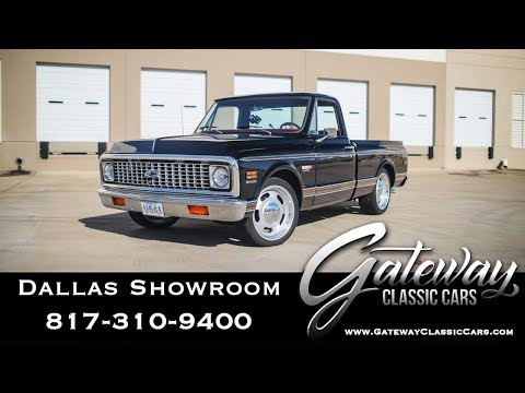 1972 Chevrolet C10 (CC-1351328) for sale in O'Fallon, Illinois