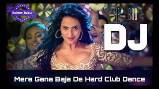 Dj Mera Gana Baja De Hard Club Dance Dvj Rajeev Babu Om Dj Sound Kadhagola