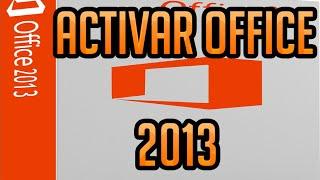 TUTORIAL#3/ COMO ACTIVAR OFFICE 2013/2018/ WINDOWS 7 ,8 ,8.1 (LINK RENOVADO)