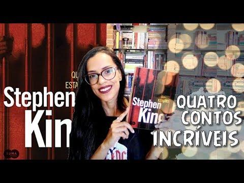 QUATRO ESTAÇÕES, de Stephen King | #LendoKing 1 ?
