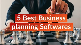 5 Best Business planning Softwares - Top Business Plan Software 2020