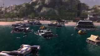 VideoImage1 Tropico 5 – Waterborne Expansion