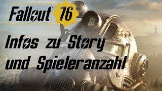 Fallout 76 - Story, Spielerzahl und mehr