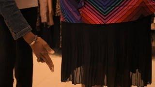 Can Short Women Wear Full-Skirted Dresses? : Full-Figure Fashion