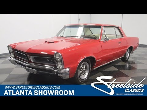 Video of '65 GTO - OWZX