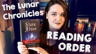The Lunar Chronicles Novella Reading Order