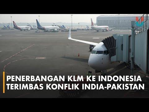 Pakistan Tutup Wilayah Udara, Sejumlah Penerbangan Internasional Terganggu
