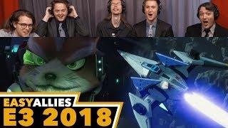 Starlink - Easy Allies Reactions - E3 2018 - dooclip.me
