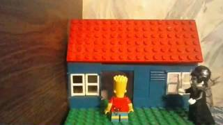 Лего трельер мультфильма ходячие мертвецы