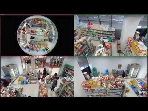 Camara IP Panoramica 360 Grados Full, Ultra HD | Ventas Peru