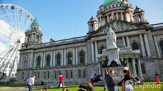 preview picture of video 'Guia de viagem - Belfast, Ireland | Expedia.com.br'