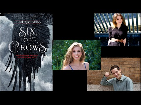 SIX OF CROWS LIVESHOW | BOOKSPLOSION