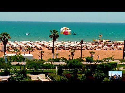 Отличные Турецкие курорты. Средиземное море