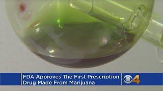 Medical Milestone: FDA OKs Marijuana-Based Drug For Seizures