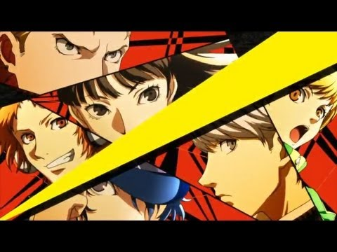 Persona 4 Arena Kicks Out A New Trailer