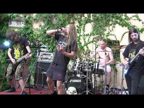 Gazdasgrind - GAZDASGRIND -  Bolesť (Jašterice Metal Fest)