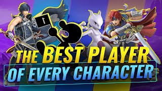 The Best Smash Ultimate Players in The World