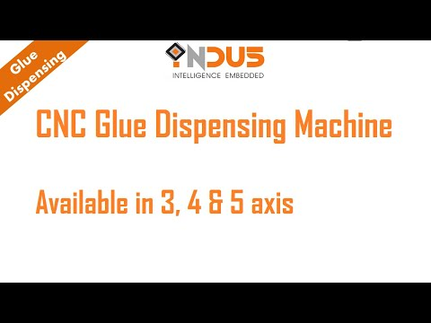 3 axis Glue Dispensig System