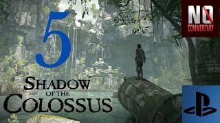 SHADOW OF THE COLOSSUS [Walkthrough No Commentary ITA FULL HD - PARTE 5] - Kuromori e Basaran