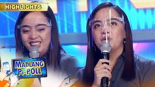 'Ngayon mo ako saktan' Donna Cariaga has a massage to her 'ex'   It's Showtime Madlang Pi-POLL