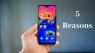 Samsung Galaxy A10e ~ Why You Should Buy It