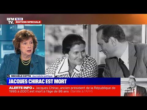 Mort de Jacques Chirac: