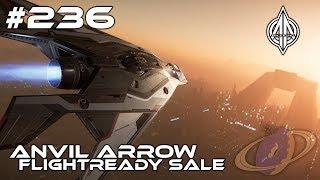 Star Citizen #236 Anvil Arrow - Flightready Sale [Deutsch]