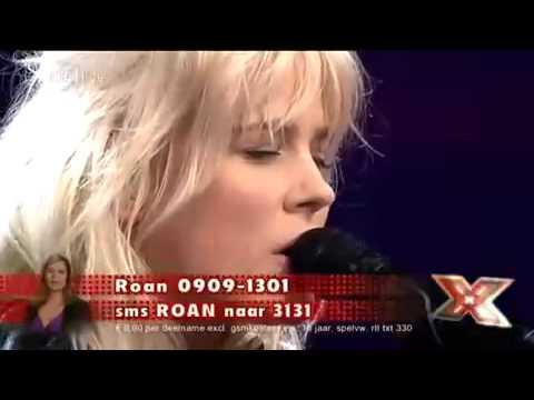 Ilse Delange - Puzzle Me (live bij X-factor)