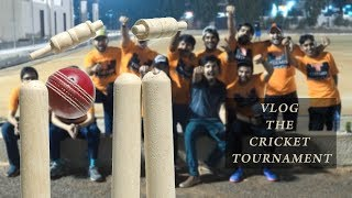 Vlog - The Cricket Tournament   Mooroo