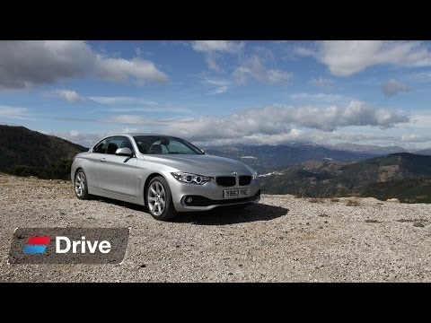 BMW 4 Series convertible Drive video 2 of 3