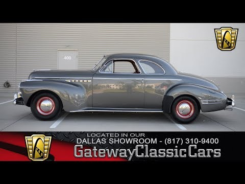 Video of '41 Roadmaster - LO4Y