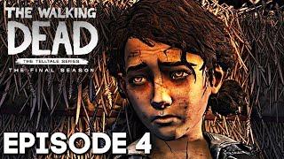 "The Walking Dead:Season 4: ""The Final Season"" Episode 4 ""Take Us Back"" Gameplay Walkthrough"