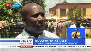 Wafanyabiasha mjini Kitale wamepinga vikali mpango wa ujenzi wa kituo kipya cha biashara