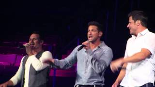98 Degrees - Girls Night Out - San Jose, CA 7-7-13