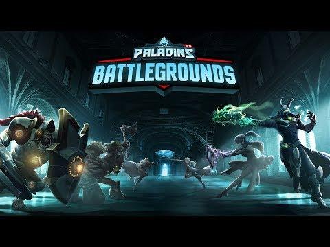 Paladins: Battlegrounds – Official Trailer
