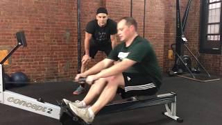 Rowing Technique & Tutorial